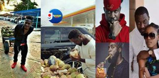 Jobs Ghanaian Celebrities did before the Fame