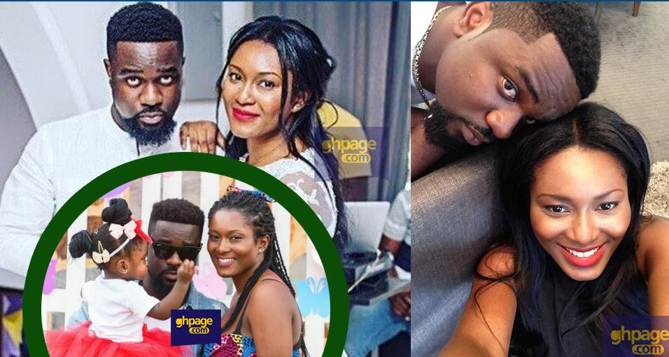 Sarkodie sets date to finally wed baby mama Tracey