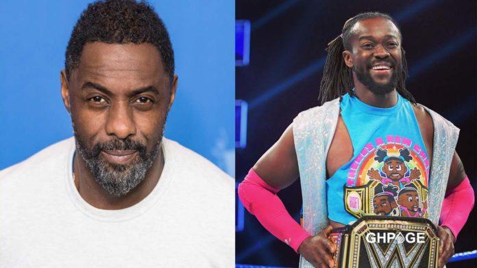 Idris Elba - Kofi Kingston