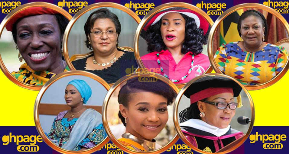 Unseen Photos of Top 15 Most Beautiful Ghanaian Female Politicians