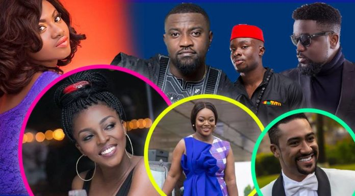 11 most humble yet very rich celebrities in Ghana who live simple lives