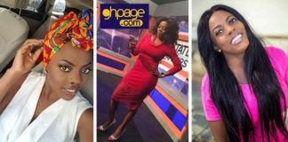 11 Unseen photos of Nana Aba Anamoah that prove she is the most pretty TV presenter in Ghana