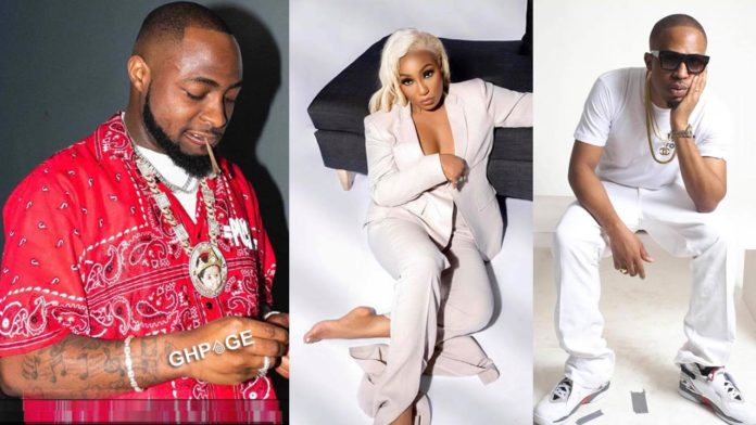 Nigerian celebrities who were born rich