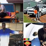 These Are The Luxurious Cars Your Favorite Ghanaian Celebrities Ride (With All The Photos)