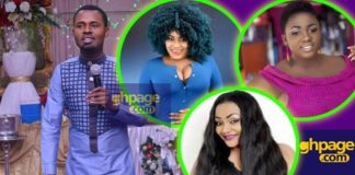 Meet All The Stars Gospel Musician Ernest Opoku Has Allegedly Slept With (Photos+Details)