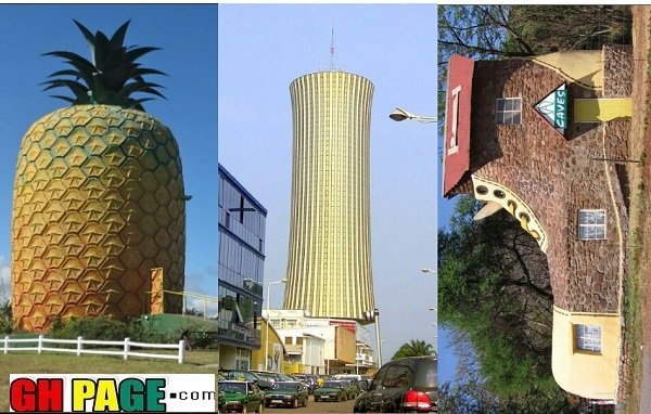 Interesting: These 11 Strange Buildings In Africa Will Definitely Live Your Mouth Opened