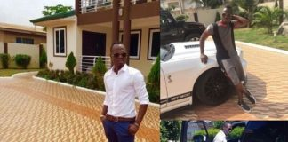 Luxurious Cars And Houses Owned By Agyemang Badu