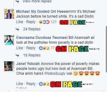 This Throwback photo Of Bill Asamoah Fascinates Social media Users