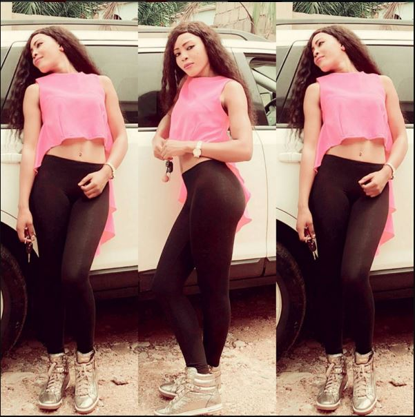 Meet The Ghanaian Actress Who Confesses She Is Ready To Play Any S3x Role In Movies