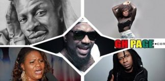 Top 10 Ghanaian Musicians Who Changed Their Names & It's Effect On Their Careers [Photos]