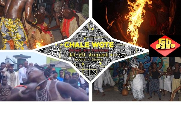 CHALE WOTE Festival 2017 Officially Opens In Accra - This Is All You Need To Know [Photos+Video]