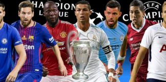 Champions League group stage draw 2017/18: Real Madrid Face Spurs, Chelsea meet Atletico, PSG and Bayern Clash