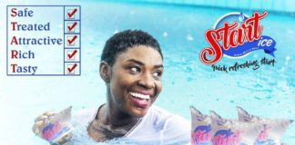 """Kumawood's Star Actress, Emilia Brobbey Storms Tafo Market To Sell """"Pure Water"""""""