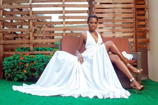 Fella Makafui Turned 21 Today and she Celebrates her Birthday with these HOT Photos