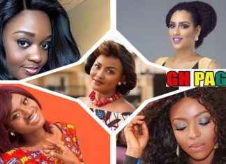 These Are The Tribes Of Your Favorite Ghanaian Actresses [With Their Photos]