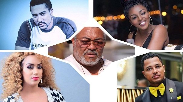 """14 Ghanaian Celebrities Who Are Not """"Full Ghanaians"""" -See Their Other Nationalities"""