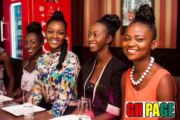 Lady With Bleached Skin Turned Away At Miss Ghana Audition (Photo)