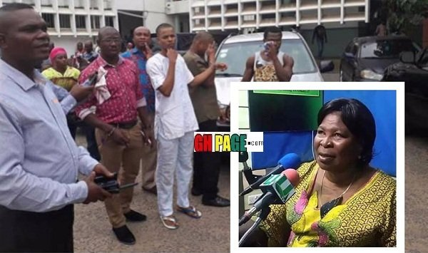Three friends Who Robbed Madam Akua Donkor Jailed 60 Years