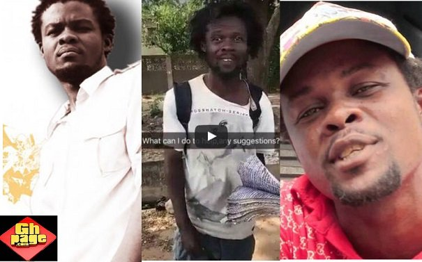 Hiplife Artist Blaq Sam Goes MAD