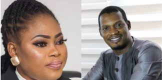 Joyce Blessing Former Manager Kwasi Ernest split