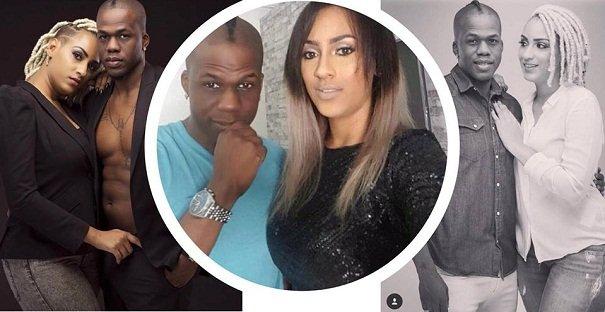 [Photos] This is how Juliet Ibrahim celebrated her boyfriend, Iceberg Slim's birthday