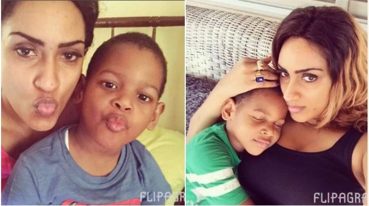Rare And Lovely Photos Of Ghanaian Celebrities And Their Adorable Kids