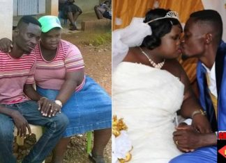 Photos: Social Media Users Can't Get Their Heads Around This New Photoshoot Of Kumawood's Mmebusem And His Wife