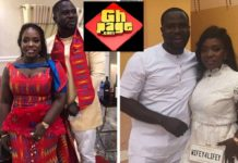Photos from Kwaku Shink & Osei Kwame Despite's daughter's wedding