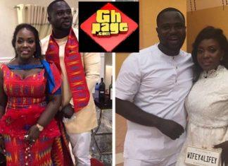 Photos from Kwaku Shink & Osei Kwame Despite's daughter's wedding