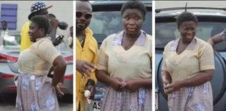 Clara Benson Maame Serwaa Wassce Results