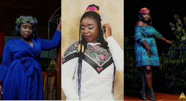 New Photos Of Actress Maame Serwaa Is On Fire