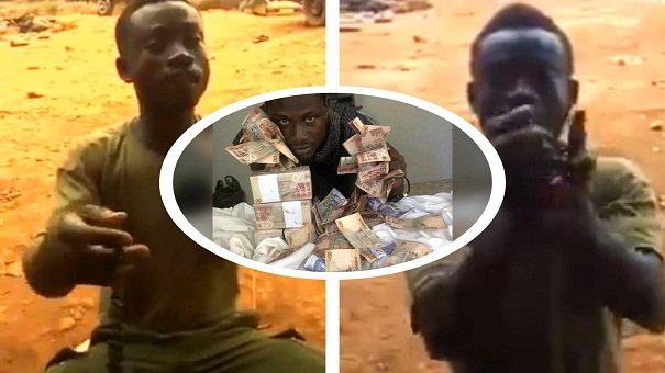 Social Media Users Forced A Facebook Mallam To Conjure Money And He Gave Them A Surprise [Video]