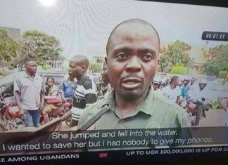 Unbelievable: Man watches woman drown to death because he had no one to hold his phones