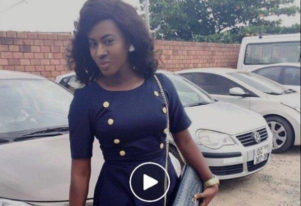 Dance Video of Ghanaian Actress Martha Ankomah
