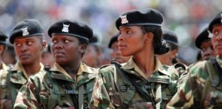 Ghanaian Military Women Cry Out To Ghanaian Men