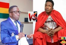 Mr Beautiful Rain Curses On Nicholas Omane Acheampong