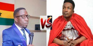 Mr Beautiful Rain Curses On Nicholas Omane Acheampong
