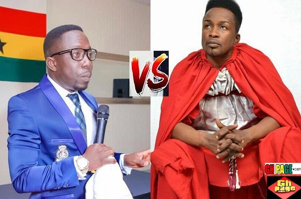 A tree would crush you to death – Omane Acheampong curses Mr. Beautiful