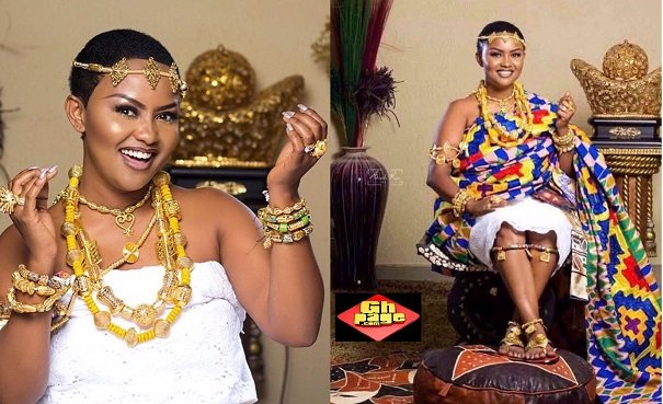 Nana Ama McBrown Queenly Photos 44th Birthday