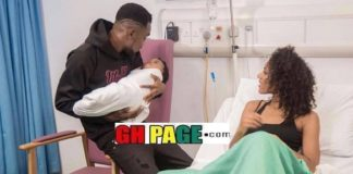 [SEE PHOTOS] Patoranking Welcomes New Born Baby