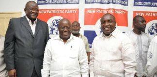 """I Miss My Post"" - Suspended General Secretary of NPP, Kwabena Agyepong"