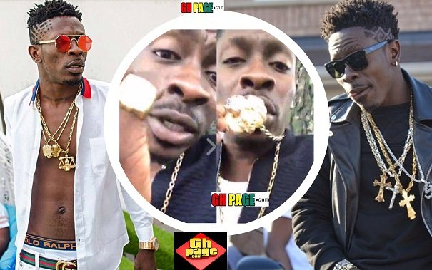 Shatta Wale Reveals Purpose Chains Rings