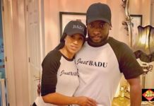 Sonnie Badu and Wife 3rd wedding Anniversary