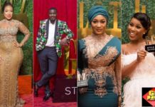 Stars Wore 2017 Glitz Style Awards Full List Winners