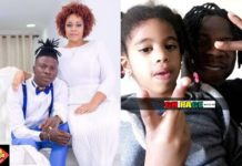 Stonebwoy Daughter Baby Mama