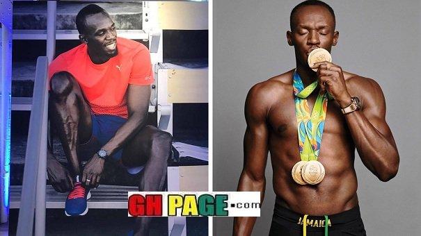 Impressive: Usain Bolt Starts A New Career In The United Kingdom - Details Here
