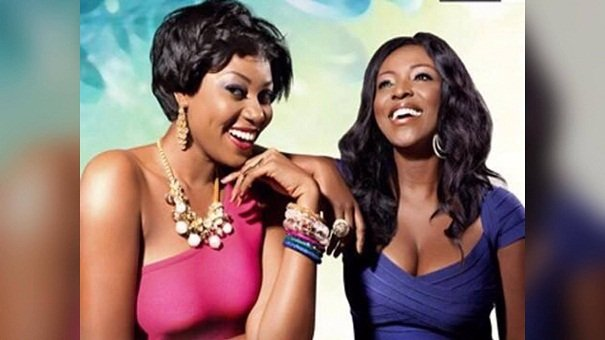 Yvonne Okoro & Yvonne Nelson settle their Beef finally - This is what brought peace