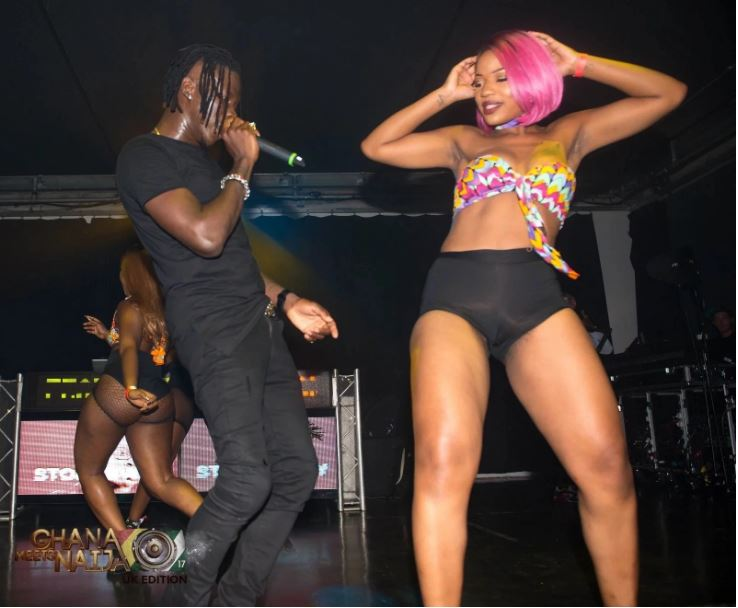 Shatta Wale, Stonebwoy And Others Stormed Ghana Meets Naija UK Concert