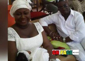 More Photos Of Gifty Anti And Nana Ansah Kwao's Royal Baby- She Is Cute
