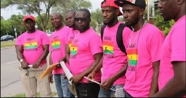 Group of Ghanaians Is Pushing Canada to force Ghana Legalize Homo$3xualism